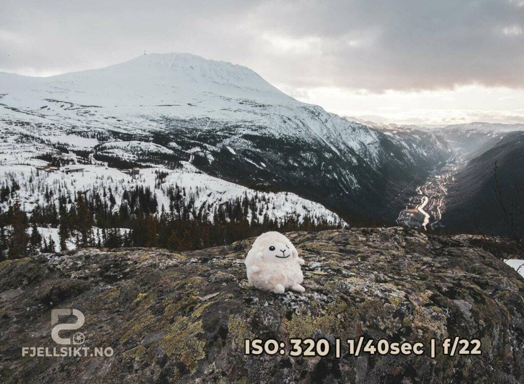 Fjellsikt.no Fjellvett Fjellvettregler Fjellvettreglene Canon 5D Mark V Sigma Landskap Natur Telemark fjellsikt rondane